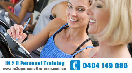personal training robina, personal trainers robina
