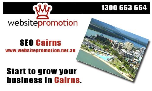 SEO Cairns, Cairns SEO, Search Engine Optimisation Cairns, Internet Marketing Cairns