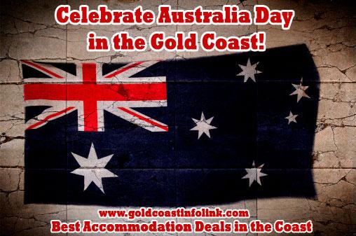 gold coast accommodation, accommodation gold coast, australia day