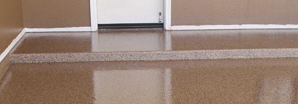 seamless flooring polyurea