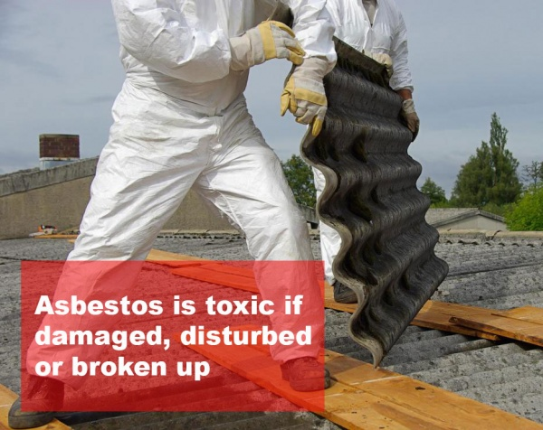 mr removals asbestos removals