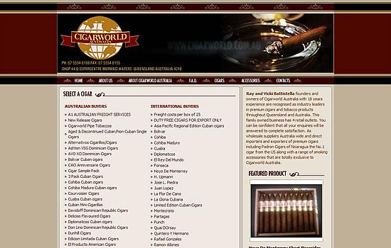 Cigarworld Australia