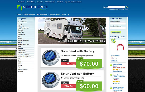 Northcoach Equipment
